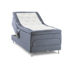 Fin och bekväm justerbar säng vid namn Birka flex plus. Sängen kommer från Viking och finns i mjuk, medium, fast och extra fast.