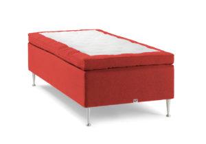 En säng ifrån Viking som går bra att ha i sängram. Den har 7 olika zoner i pocketen och finns i mjuk, medium, fast och extra fast.