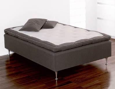 Ramsängen Malö från Carpe Diem beds of sweden. Denna säng finns i flera färger. Välj även mellan 3 olika bäddmadrasser.