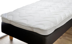 Lupin är ett madrasskydd från Värnamo sängkläder. Detta exklusiva madrasskydd är gjort i ull.