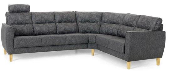 Byggbar soffa från above finns som 2 sits 3 sits och hörnsoffa