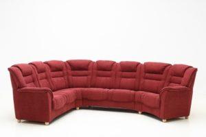 Elsa är en soffa med hög rygg från Ermatiko. Denna soffa går att få som 3 sits, 2 sits, fåtölj och hörnsoffa.