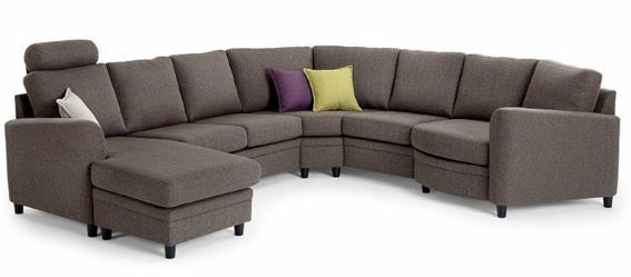 multi en byggbar soffa från above