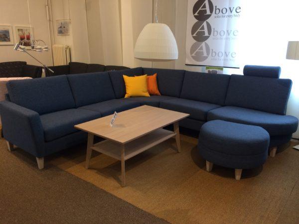Byggbar soffa från Troels. Passion / london finns i både tyg och skinn. Du kan välja mellan sits i dun, pocket eller kallskum. Vissa tyger har vi nu 30% rabatt på.