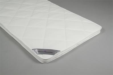 Bäddmadrassen Pollux från Värnamo sängkläder. Denna madrass har kärna av polyeter.