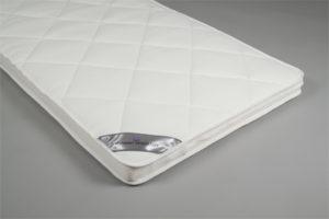 Bäddmadrassen Vega från Värnamo Sängkläder. Denna madrass har en kärna i polyeter.