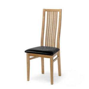 En fin stol från Torkelsons. Denna Allegro stol tillhör matgruppen med samma namn.