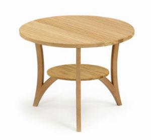 Snyggt soffbord vid namn Spinell. Bordet är tillverkat av Kleppe.