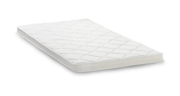En bäddmadrass i polyeter. Denna madrass finns i flera olika storlekar.