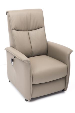 En bekväm reclinerfåtölj som finns i tre storlekar. Välj mellan elektrisk eller manuell recliner.
