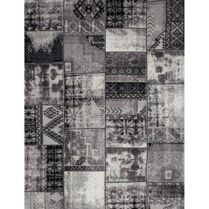 Fin matta som finns i färgerna petrol, grå och multi. Storlek 133x195, 160x230, 200x290 cm. Passar bra i vardagsrum.