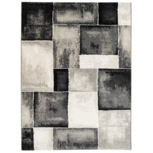 En matta som finns i färgerna grå och multi, vilket är en flerfärgad matta. Mattan är från strehög och finns i storlek 133x195, 160x230, 200x290 cm. Passar bra i vardagsrum.