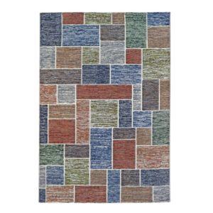 En matta från Strehög som passar vardagsrum. Finns i storlek 133x195, 160x230, 200x290 cm.