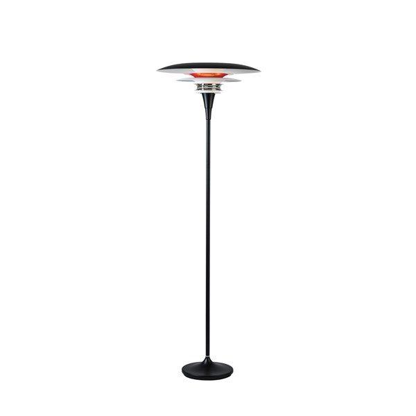 En snygg golvlampa som tillhör serien Diablo. Till samma serie hör även fönsterlampa och taklampa. Lampan finns i många olika färger.