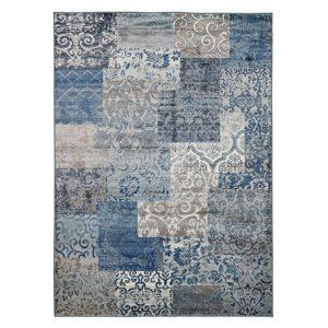 En snygg matta som du kan få som gångmatta eller vardagsrumsmatta. Finns i färgerna blå, multi, koppar, natur och grå.