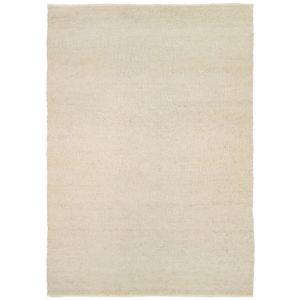 Mysig matta i handvävd ull. Finns i färgerna vit, offwhite, ljusgrå och grå. Storlek 80x200, 140x200, 160x230 och 200x290 cm.