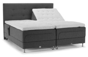Justerbar säng som finns i tre olika färger. Denna säng heter Sirius Duo flex limited edition och kommer från viking beds. Sängen är alltså ställbar och du kan höja och sänka huvud och fot. Ben och bäddmadrass ingår.