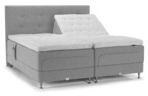 Bekväm ställbar eller justerbar säng från Viking Beds. Detta är Sirius duo flex limited edition.