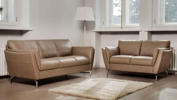 Fin soffa från BD möbel. Soffan heter Santana och går att bygga till 3 sits soffa, 2 sits soffa, fåtölj, eller som hörnsoffa.