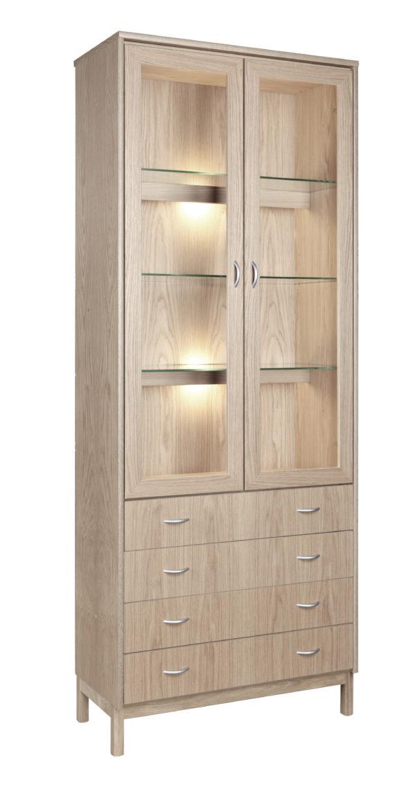 Byggbar hylla ur serien Regal wood. Du kan bygga denna bokhylla som du vill, så att den passar ditt vardagsrum.