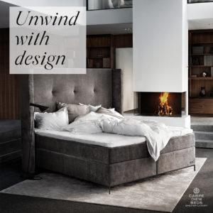 Erbjudande med 50% rabatt på tillbehör till carpe diems sängar. Gäller tex huvudgavel, sängben, täcke och kudde.