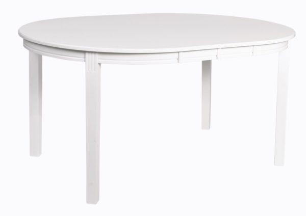 Wittskär ett klassisk matbord med stol Mozart. Allt i vitlack från Rowico. Just nu har vi rea på detta med en bra rabatt.