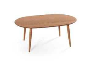 Team är ett svensktillverkat bord från Bordbirger. Välj mellan soffbord och fåtöljbord. Finns i ek, rökt ek, svartbetsad ek, vitpigmenterad ek och vitlack.