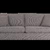 Fin svensktillverkad soffa från Bröderna Andersson. välj mellan rak eller svängd soffa finns som 2 sits och 3 sits.