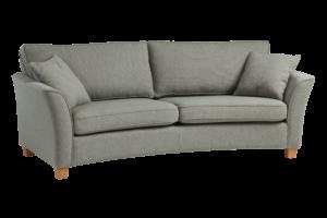 Valencia är en svensktillverkad soffa från Bröderna Andersson. Välj mellan fler a olika färger och skinn. Soffan finns som rak soffa och svängd soffa.